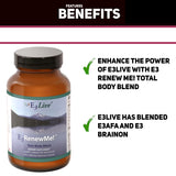 E3RenewMe! Total Body Blend 120 capsules
