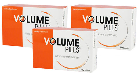 Leading Edge Volume Pills - 60  tablets qty 3