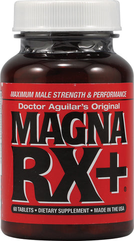 Magna RX+ Doctor Aguilar's Original for Male Virility