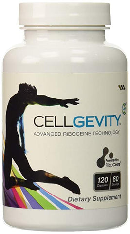 Cellgevity, Advanced Riboceine Technology, 120 Vegetable Capsules, 60 Servings