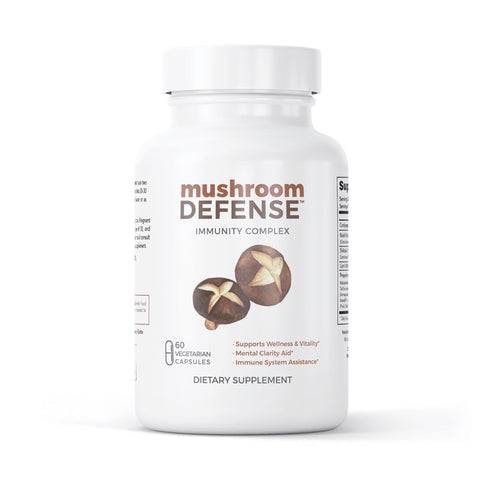 Leading Edge Health Mushroom Immunity Complex Dietary Supplement