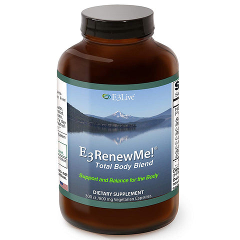 E3 Renew Me! Total Body Blend 300ct (800 mg); 1 bottle