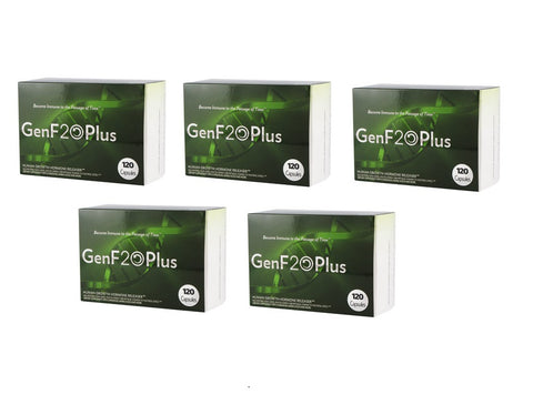 GenF20 Plus (5-pack)