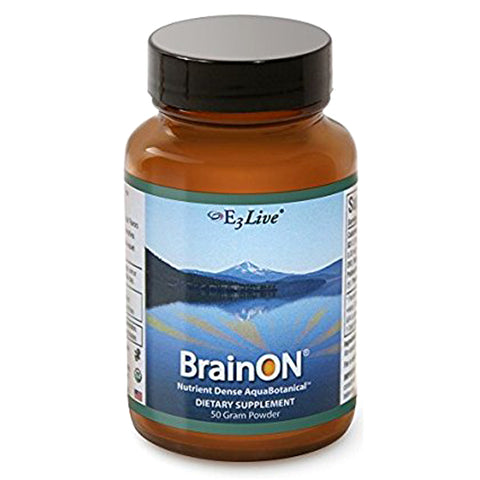 E3Live Brain On 120ct Capsules