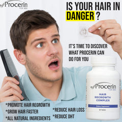 Procerin - Hair loss vitamins for Men