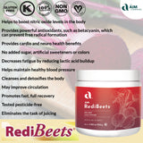 AIM RediBeets for Red Beet Juice Powder (250 g) Maintaining Overall Health