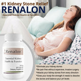 Renalon Natural Kidney Stone Supplement (60 Capsules) To Support Healthy Kidneys