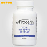 Procerin For Men, 90 Tablets, Hair Re-Growth Thinning Hair For Men