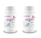 Vagilin Natural Medicine 60 Capsules (2 Pack) Relieve Bacterial infections