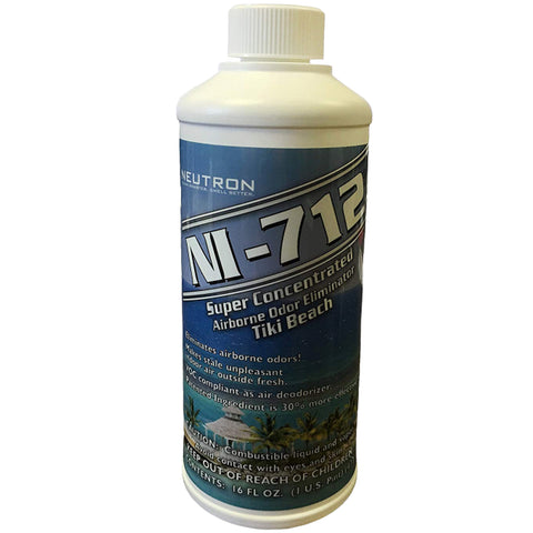 Ni-712 Odor Eliminator, Tiki Beach, 1 Pint