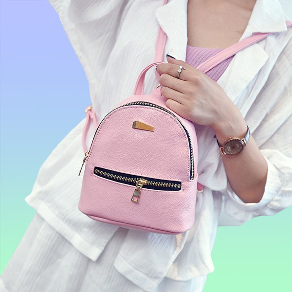 Mini Backpack - Very Peachy Clothing