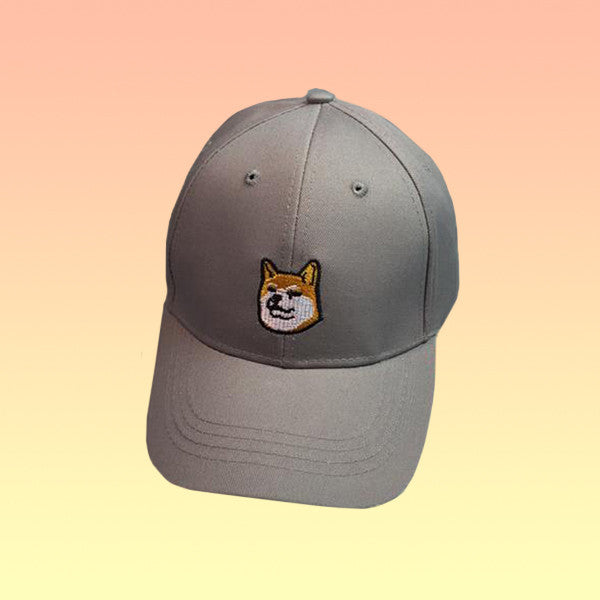 Doge Baseball Cap - Very Peachy Clothing