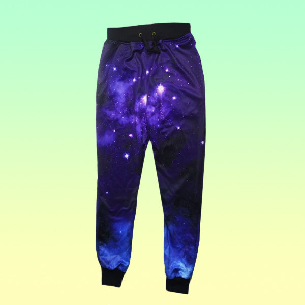 Galaxy Joggers - Very Peachy Clothing