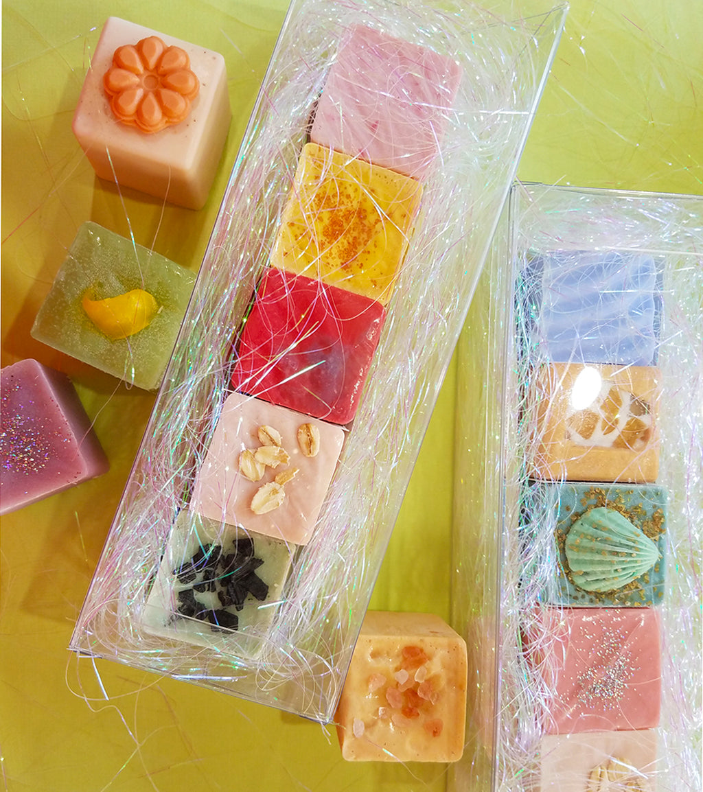 Artisan Gift Soap Box