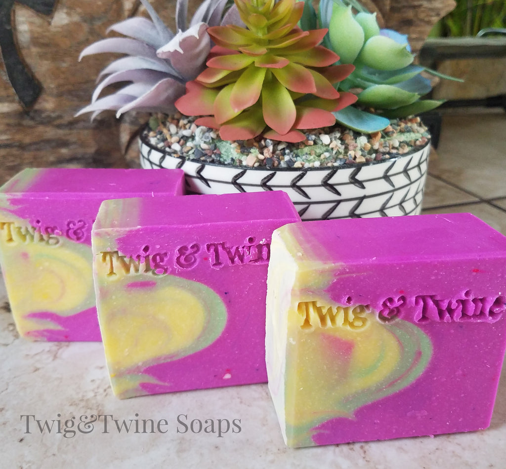 Moonflower Artisan Soap
