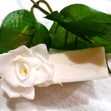 Winter Gardenia Artisan Soap