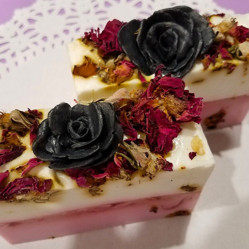 Black Rose Artisan Soap