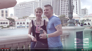 LoveHandle Shares the Love in Las Vegas