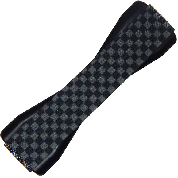 LoveHandle XL Tablet Grip - Black Checkered