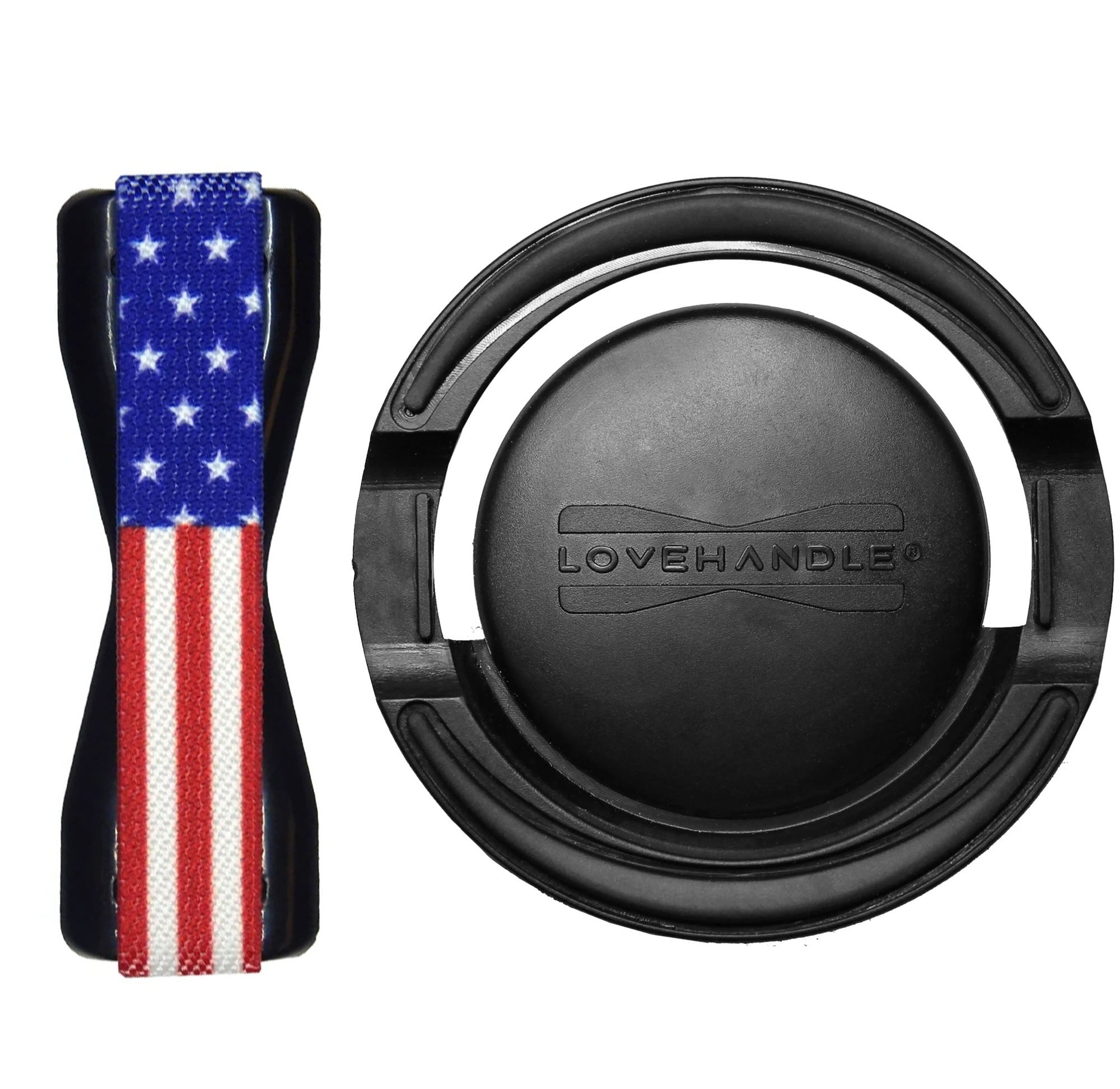 US Flag LoveHandle + Mount Combo