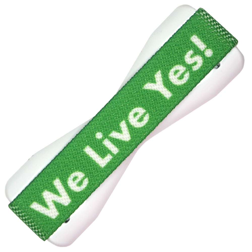 "Arthritis Foundation ""We Live Yes"" LoveHandle Phone Grip"