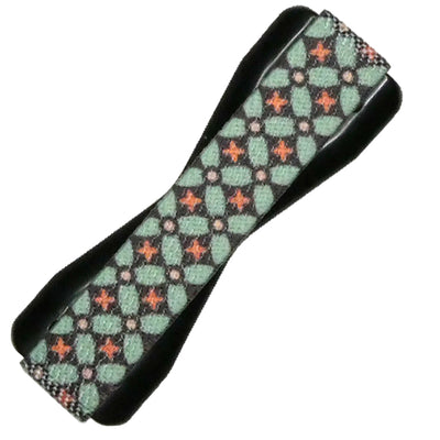 Retro Geometrical Pattern Phone Grip