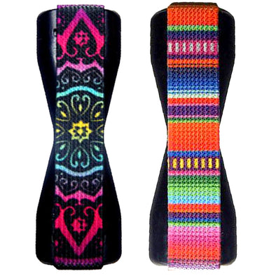 Boho & Serape LoveHandle Phone Grip - 2 Pack Top Pair