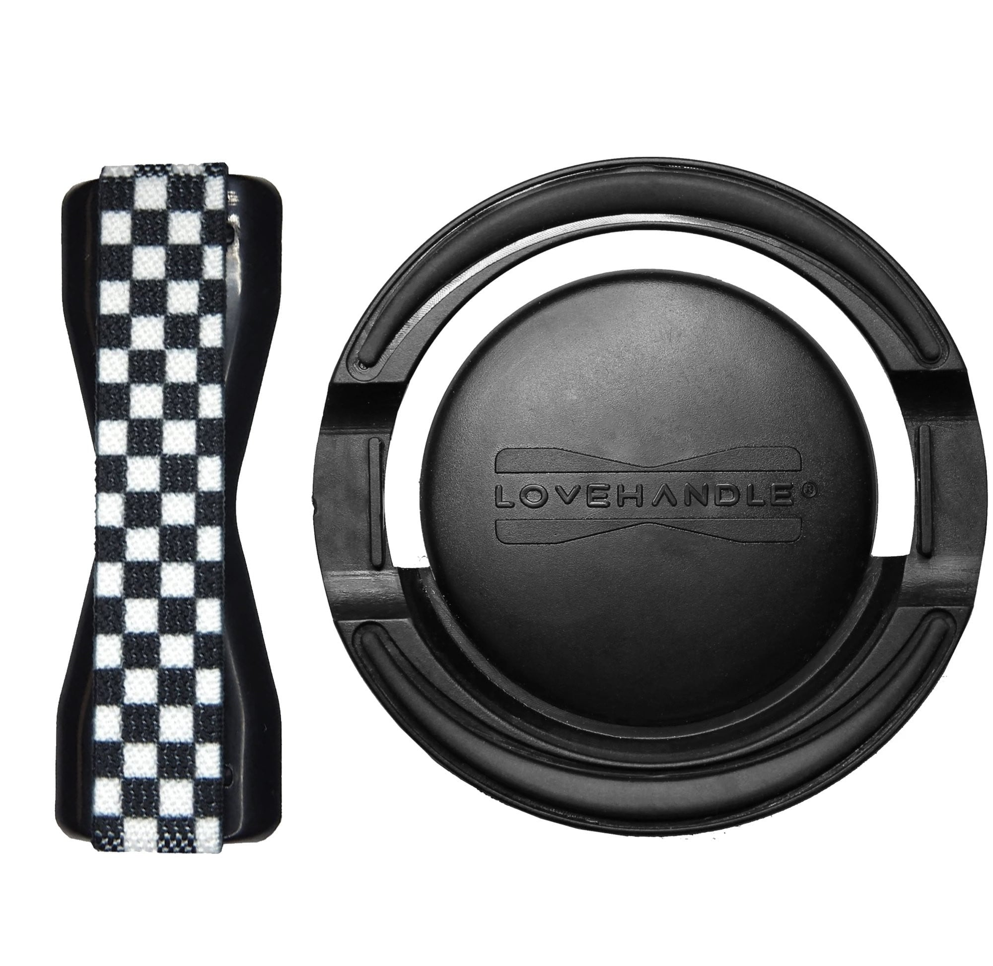 Checkers LoveHandle + Mount Combo
