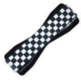 Black Checkered Phone Grip