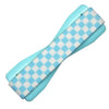 Light Blue Checkered