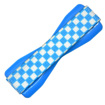 Sky Blue Checkered