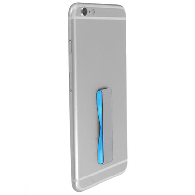 Gray Sky Blue Phone Grip