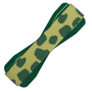 Green Dots Phone Grip