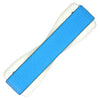 Sky Blue White Phone Grip