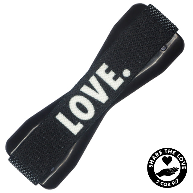 Love Phone Grip - Share the love