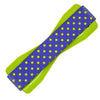 Purple Polka Dot Phone Grip
