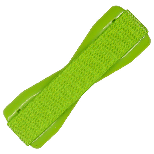 Solid Lime Phone Grip