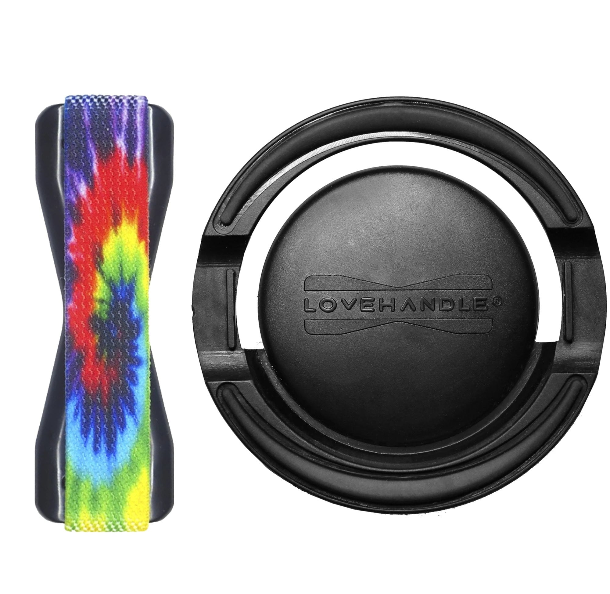 Tie Dye LoveHandle + Mount Combo