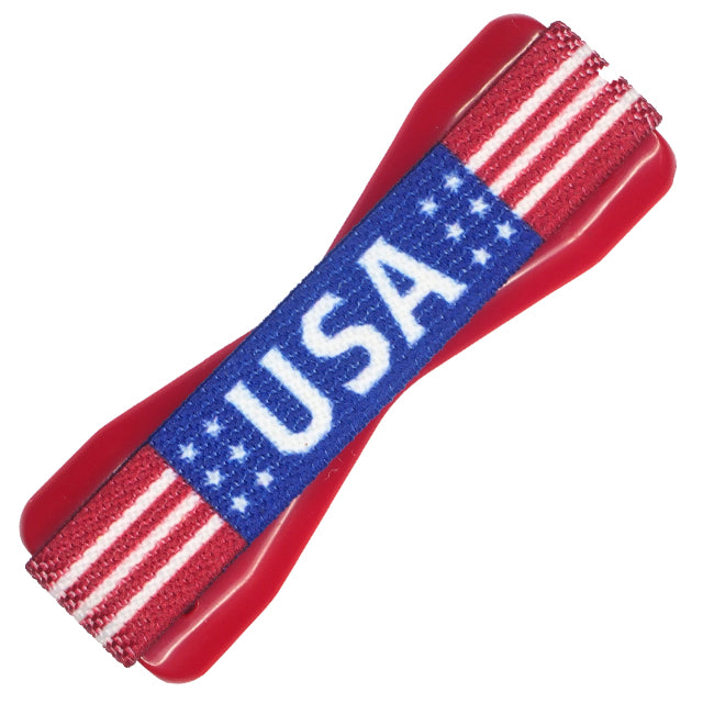 USA Stars and Stripes Flag Phone Grip