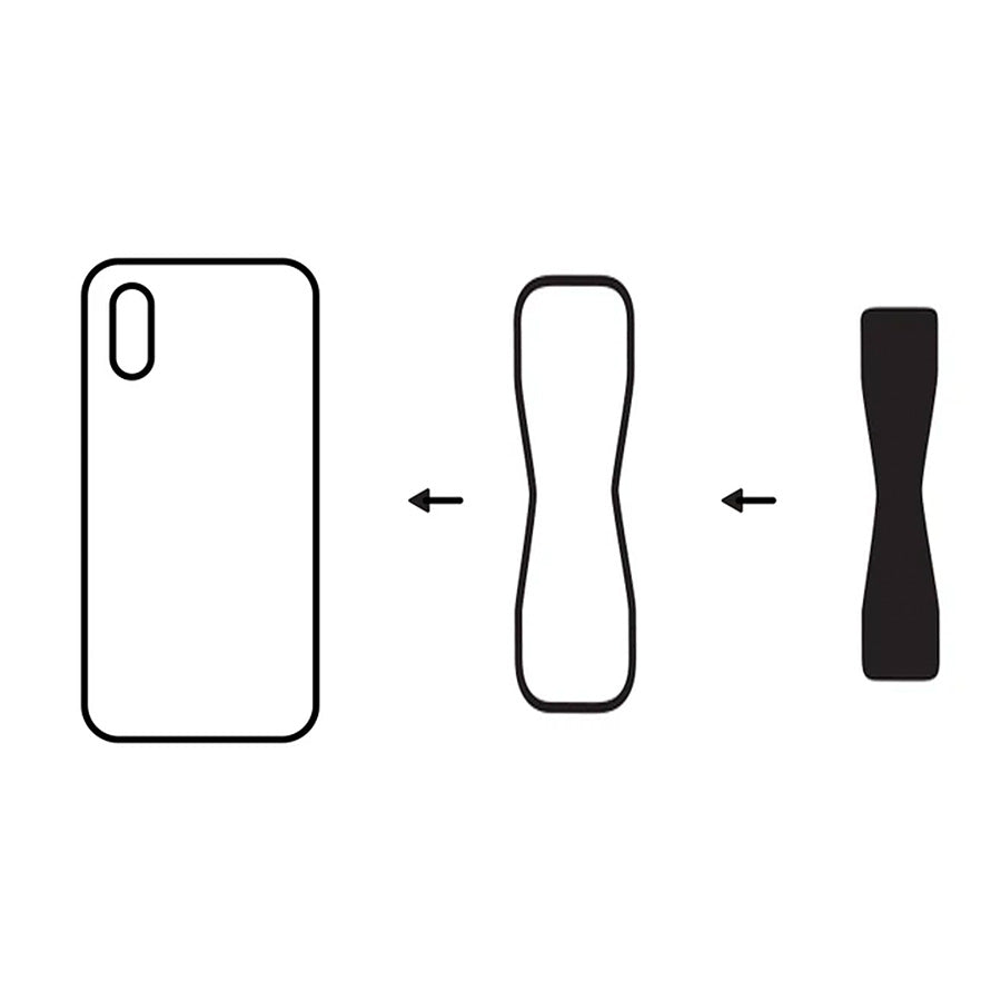Glass Phone & Silicone Case Adhesive Adapter - LoveHandle XL