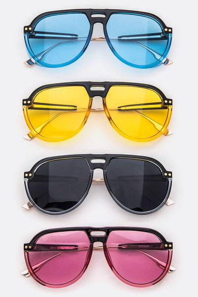 Color Coated Sunglasses