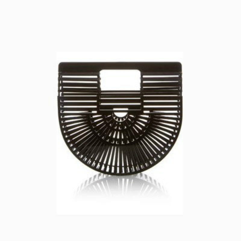 Black Bamboo Ark Bag