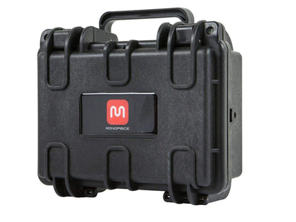 Monoprice Weatherproof Hard Case - 20.3cm (8in) x 17.7 (7in) x 10cm (4in) With Customizable Foam, IP67, Shockproof, Customizable Name Plate Main Image