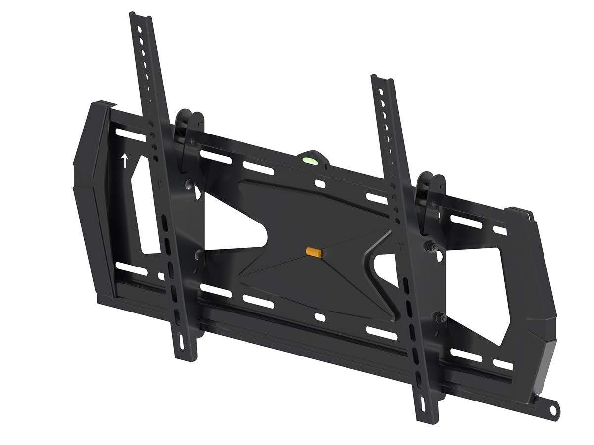 Tilt TV Wall Mount Bracket For TVs 37-70 Inch | Max Weight 40 kg (88 lbs) | Max VESA 600x400 | Works with Concrete & Brick