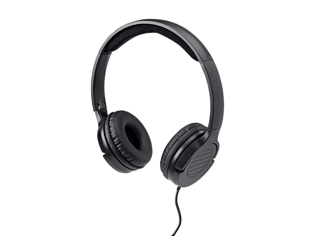 Monoprice Hi-Fi Lightweight On-Ear Headphones