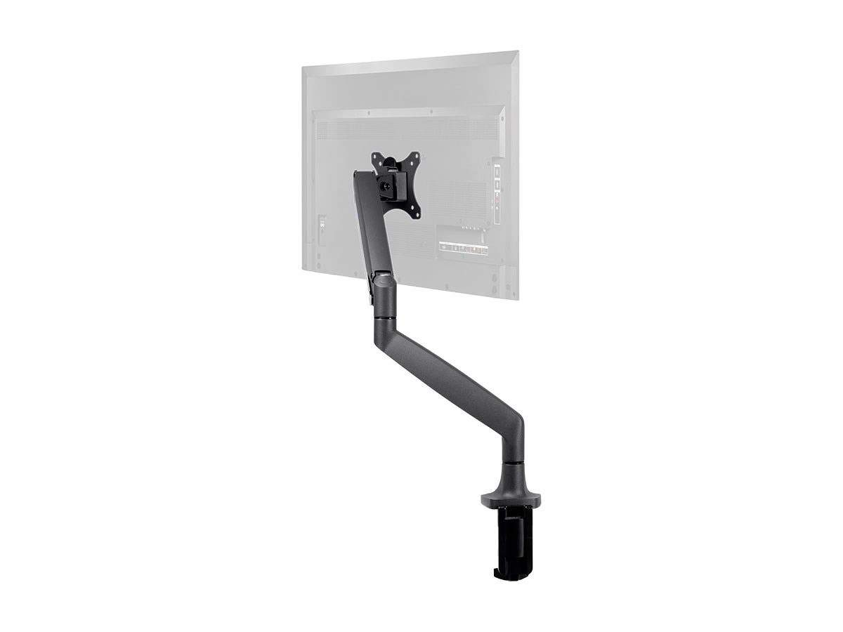 Workstream Adjustable Gas Spring Desk Mount for 15~34in Monitors by Monoprice