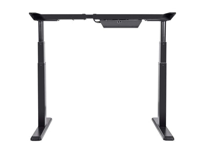 Sit-Stand Dual-Motor Height Adjustable Table Desk Frame  Electric  EU/UK by Monoprice