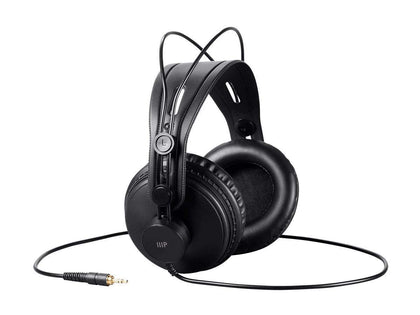 Monoprice Modern Retro Over Ear Headphones