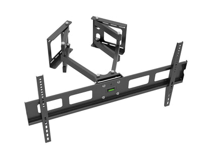 Monoprice Cornerstone Series Full-Motion Articulating TV Wall Mount Bracket For TVs 93cm to 132cm Max Weight 59 kgs., VESA Patterns Up to 800x400 Main Image