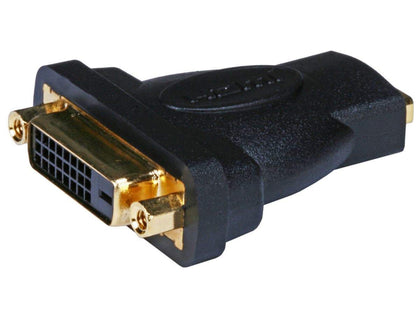 Monoprice HDMI Female to DVI-D Single Link Female Adapter, 24k Gold Contacts Main Image